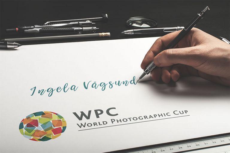 World Photographic Cup, Fotograf Ingela Vågsund från Stenungsund, Bröllop & Bröllopsfotograf