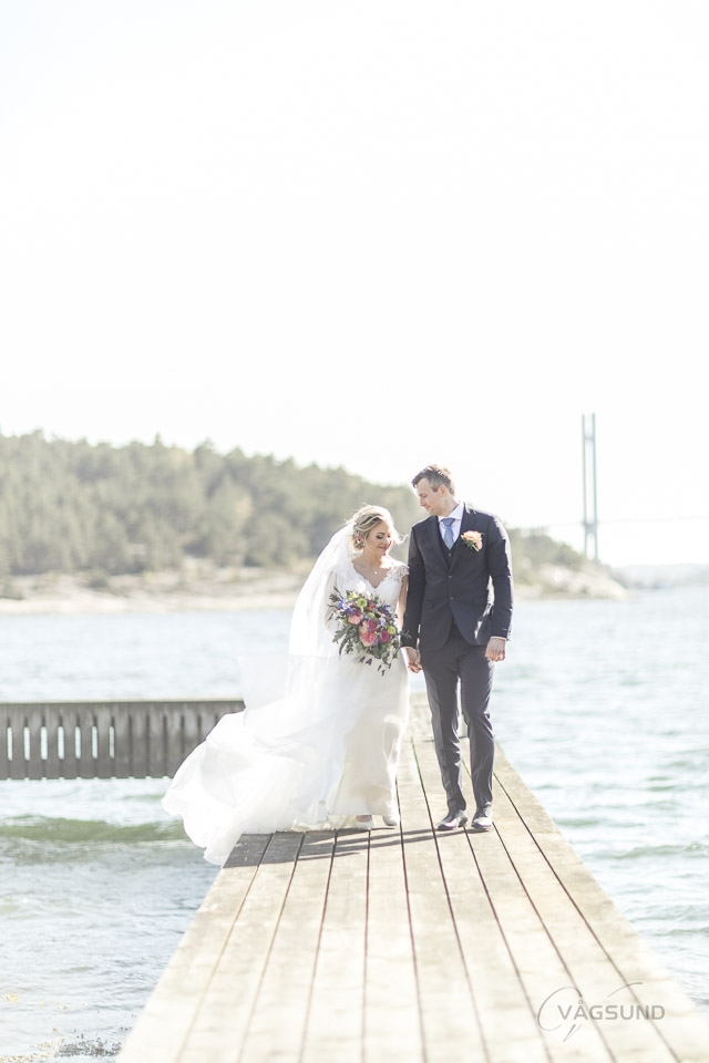 Bröllop, Stenungsön, Stenungsögården, Bröllopsfotografering, Fotograf Vågsund, Stenungsund, porträtt, bröllopsfotograf