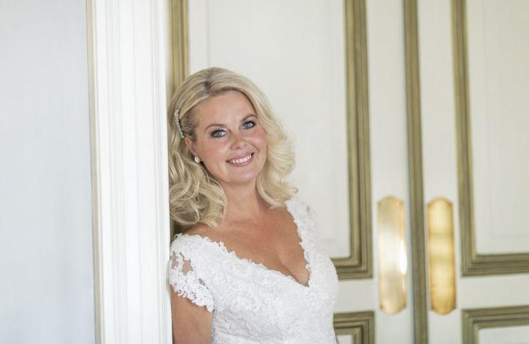 Bröllop, Thorskogs Slott, Bröllopsfotografering, Fotograf Vågsund, Stenungsund, porträtt, Stenungsund