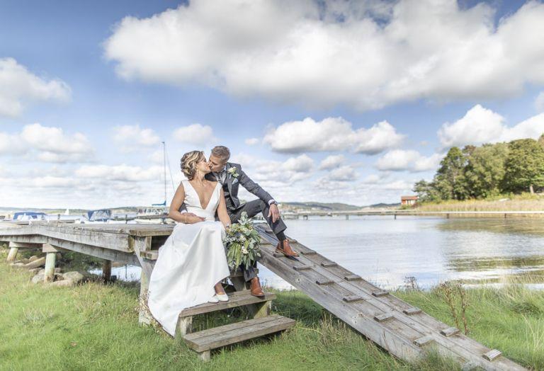 Bröllop, Villa Ekorren, Ödsmål, Stenungsund, Bröllopsfotografering, Fotograf Vågsund