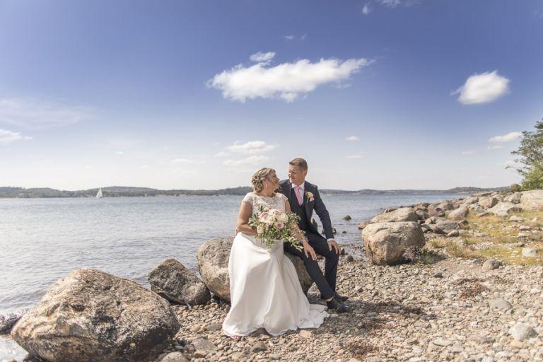 Bröllop, Bröllopsfotograf, Fotograf Ingela Vågsund, Stenungsön, Villa Vanahem, Stenungsund.