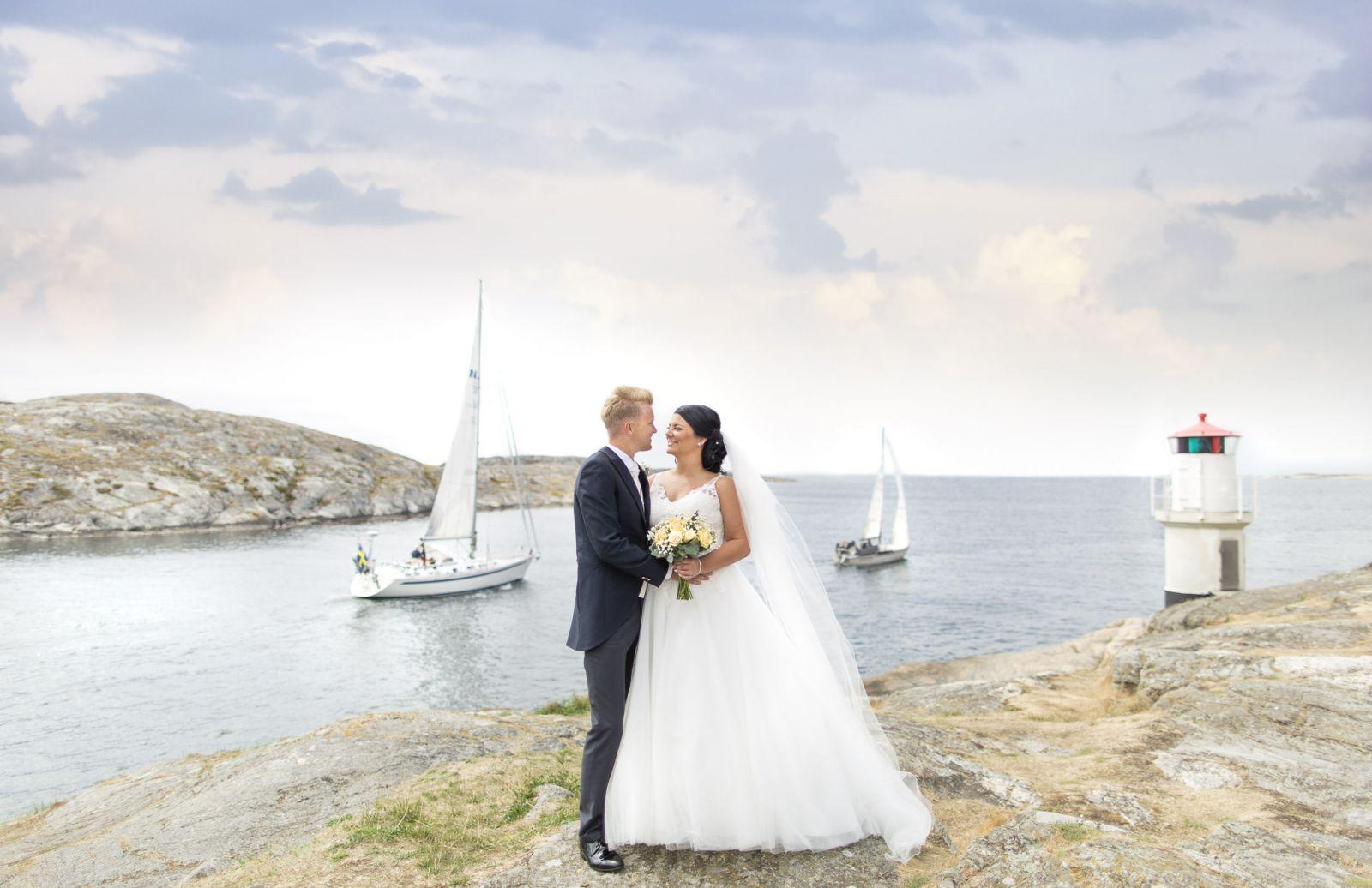 Orust, Mollösund, bröllop, bröllopsfotografering, bröllopsfotograf, fotograf, Ingela Vågsund från Stenungsund, Stora Höga.
