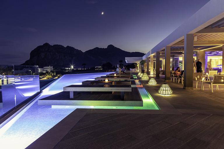 Atlantica Imperial Resort and Spa, Greece, Photographer Ingela Vågsund, Fotograf, Stenungsund
