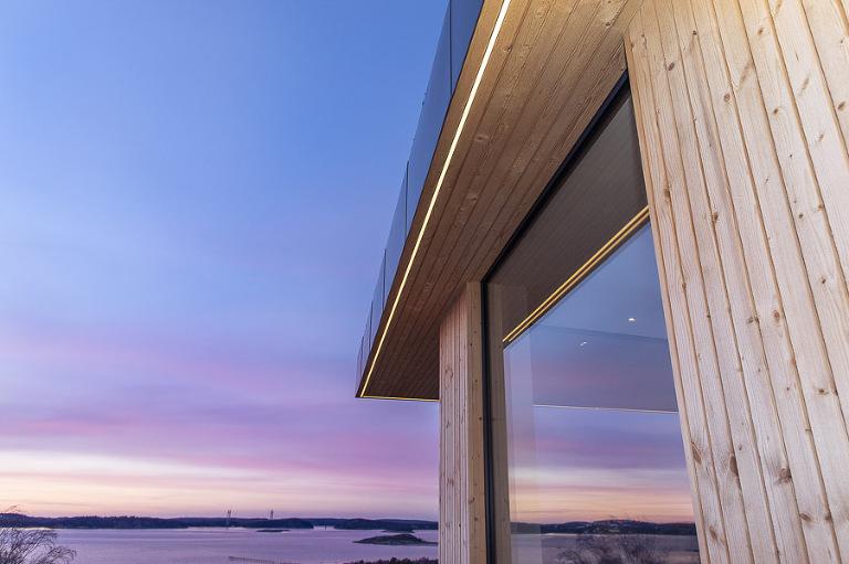 Villa Fernström, Husdrömmar, Stora Höga, Stenungsund, Fotograf Vågsund